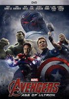 Avengers: Age of Ultron (DVD, 2015) Factory sealed with Slipcover New Fast ship