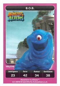 Postal-Carrefour-Dreamworks-Monstres-contra-Aliens-B-O-B-N-192