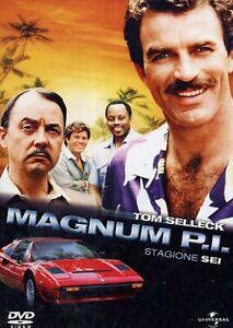 MAGNUM-P-I-STAGIONE-06-6DVD-COFANETTO-SERIE-TV