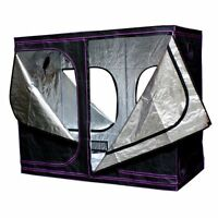 Apollo Horticulture 96x48x80 Mylar Hydroponic Grow Tent For Indoor Plant Grow on sale