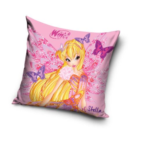 Winx Club Lining Pillow Box portacuscini 40x 40 cm