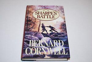 SHARPE-039-S-BATTLE-by-Bernard-Cornwell-1995-1st-1st-Hardcover