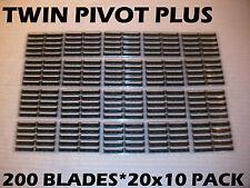 Personna Twin Pivot Plus -200 Blades (20 x 10 Pack )
