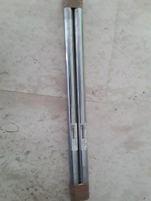 Stelo forcella Hayabusa Gsx-R 1300 Suzuki 99 1999 Sospensione Per Moto Cromato