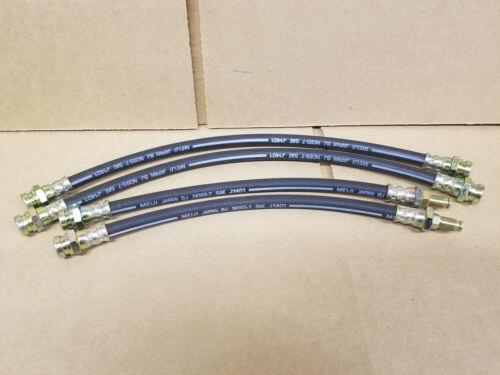 M151 Parts Brake Hose Set of 4 7059147 8359976 New Production