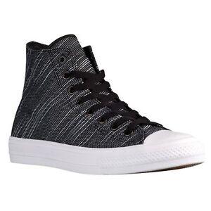 Converse Chuck Taylor II Hi - Men's Casual - Black/White/Navy 151087C