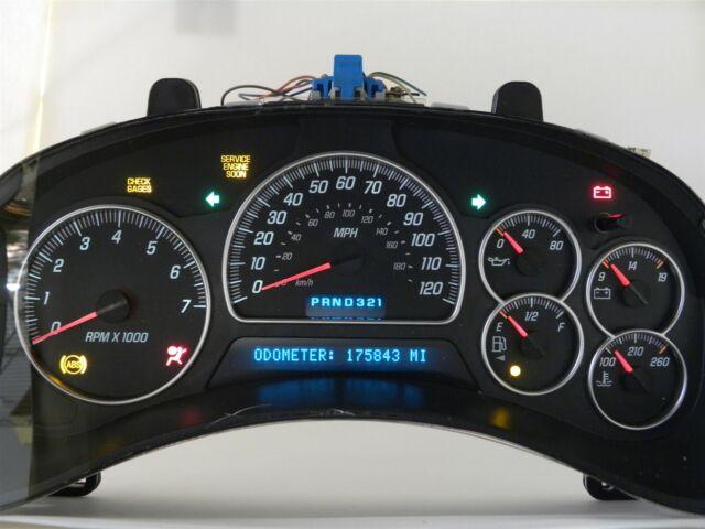 Instrument Speedometer Gauge Ipc Cluster Panel 175k For 02