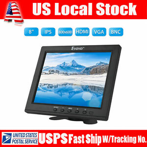 8-034-IPS-LCD-TFT-Monitor-HDMI-BNC-AV-VGA-Video-Audio-HDMI-For-Camera-Security-CCTV