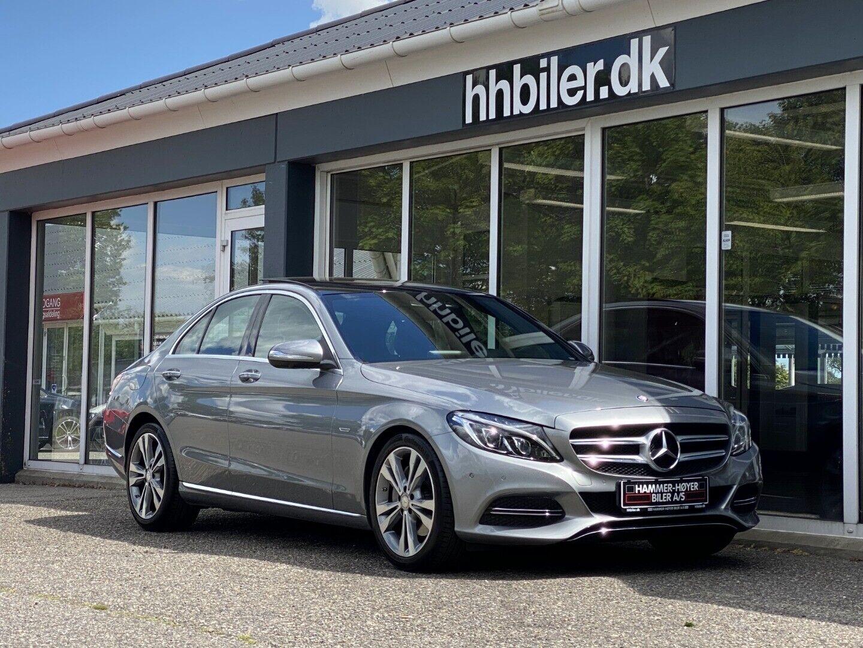 Mercedes C250 2,0 Edition 1 aut. 4d - 449.700 kr.