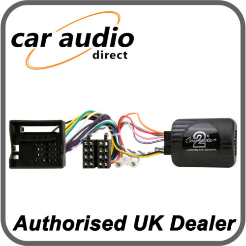 Connects2 CTSPG007.2 Stalk CAN-BUS Adapter for Peugeot 207 807 407 307