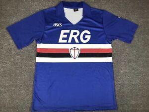 Juste Maglia Sampdoria Scudetto 90/91 Vialli Mancini Quagliarella Pagliuca Gabbiadini