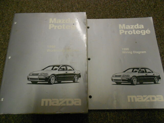 Diagram 1997 Mazda Protege Service Shop Repair Set Oem Service And The Wiring Diagram Full Version Hd Quality Wiring Diagram Learnyi Memorize Monteinni It