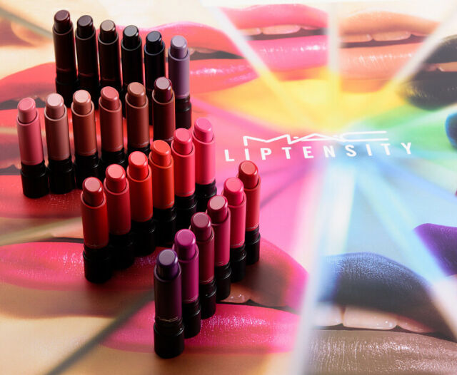 MAC COSMETICS Liptensity Lipstick