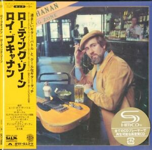 ROY-BUCHANAN-LOADING-ZONE-JAPAN-MINI-LP-SHM-CD-Ltd-Ed-G00