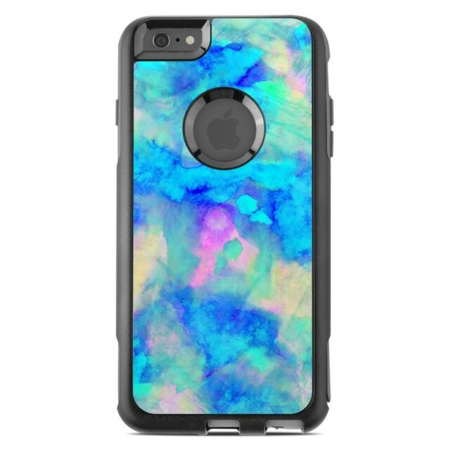 save off c4c79 22b8b OtterBox Commuter iPhone 6/6s Plus - Light Blue