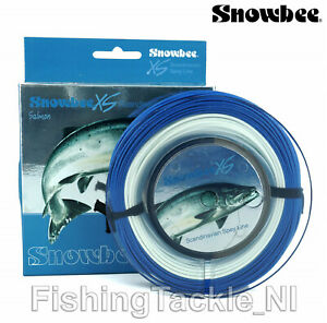 Snowbee-XS-Scandinavian-Spey-SS24g-Floating-Salmon-Fly-Line-AFTM-7-8-150ft