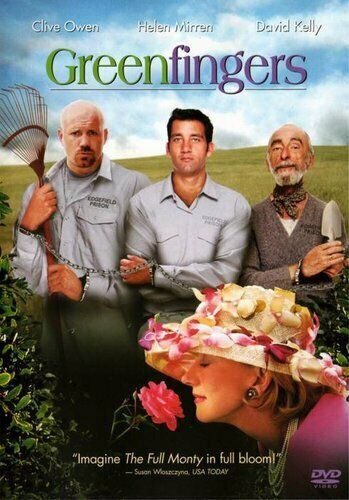 Greenfingers DVD NEW