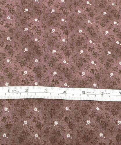 STOF Fabric Kyoto collection brown retro on fat quarters,100/% cotton,MCS 15-056