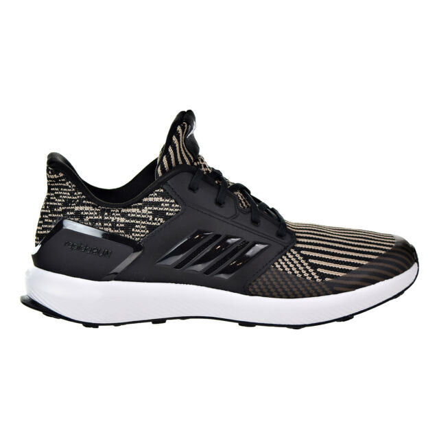 Running Shoes Core Black-Raw Gold