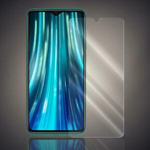 Panzer Folie für Xiaomi Redmi Note 8 Pro Schutzfolie Schutz Glas Folie Glasfolie