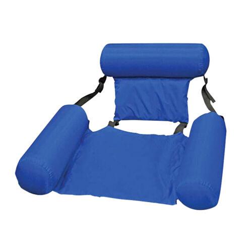 pologyase Wasserstuhl Prämie Schwimmbad Schwebenmatte Bequeme aufbla