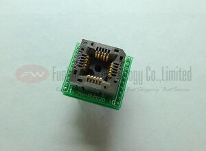YAMAICHI PLCC20 to DIP20 IC Programmer Adapter Converter Module Socket X 1PC