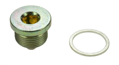 ZF Gearbox Magnetic Drain Plug /& Sealing Washer