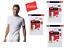 Hanes-Men-039-s-White-T-Shirts-Crew-Neck-T-Undershirts-Tee-3-Pack-S-XL-IRREGULAR thumbnail 1