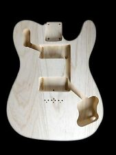 Telecaster Guitar Deluxe 72 Body / Swamp ash / 2 piece /1.57kg / 003347