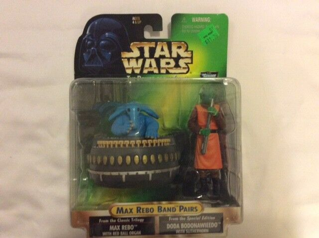 Star wars  max rebo und doda bodonawieedo zahlen