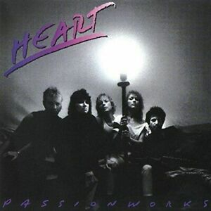 NEW-CD-Album-Heart-Passionworks-Mini-LP-Style-Card-Case