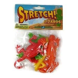 Dehnbar-Eidechse-Packung-Herumzappeln-Spielzeug-Stress-Relief-fuer-Kinder-Adhd