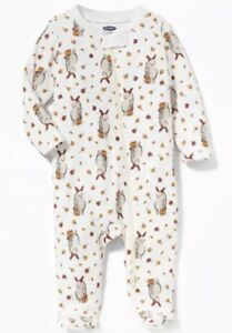 e1cc8645b Unisex Baby s Old Navy Footed One Piece Sleeper