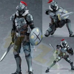 Figma-424-Goblin-Slayer-PVC-Action-Figure-Model-Toy-Movable-15cm-New
