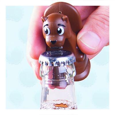 Emergency Bottle Opener Keyring Keychain Beer Secret Santa Stocking Filler Gift