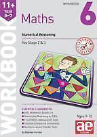 11+ Maths Year 5-7 Workbook 6 von Stephen C. Curran (2015, Taschenbuch)