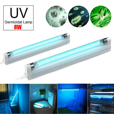 ultraviolet light germicidal lamps