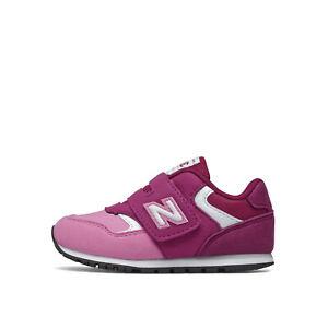 New Balance 373 Sneaker viola in camoscio da bambino IV393TPK ...