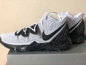 451a4b86d94 Nike Kyrie 5 Oreo Black White AO2918-100 Cookies and Cream ...