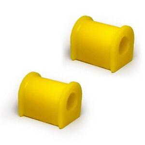 Set-of-2-Polyurethane-Bushings-Rear-Susp-Swaybar-fits-Coupe-Tiburon-ID-17-5-mm