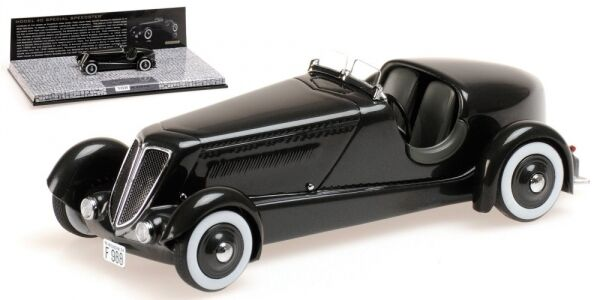 Minichamps 1 43 Edsel Ford's Model 40 Special Speedster Early Vsn 1934 437082040