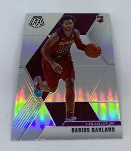 2019-20 Panini Mosaic Silver Prizm Refractor Darius Garland RC Cavaliers #249