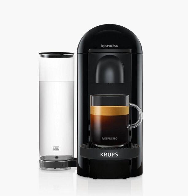 Krups Nespresso Vertuo Plus XN903840 Coffee Machine