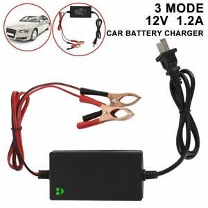 Car-Battery-Maintainer-Charger-Tender-12V-Portable-Auto-Trickle-Boat-Motorcycle