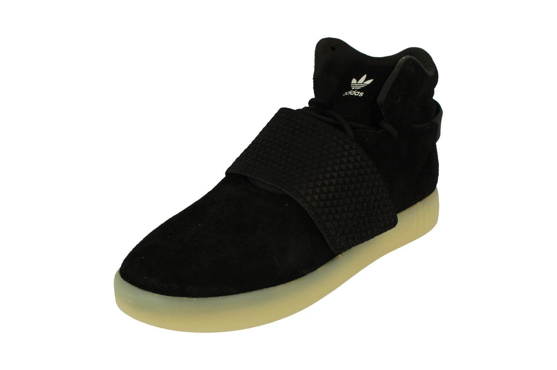 Adidas Originals Tubular Invader Strap Men BB5037 Hi Top Trainers Sneakers BB5037 Men a17024