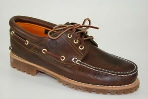 Timberland-Heritage-3-Eye-Classic-Lug-Traditional-Boat-Shoes-Docksider-30003