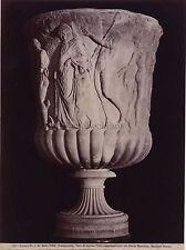 Pise Pisa Italie Italia Vase antique Vintage Albumine ca 1880