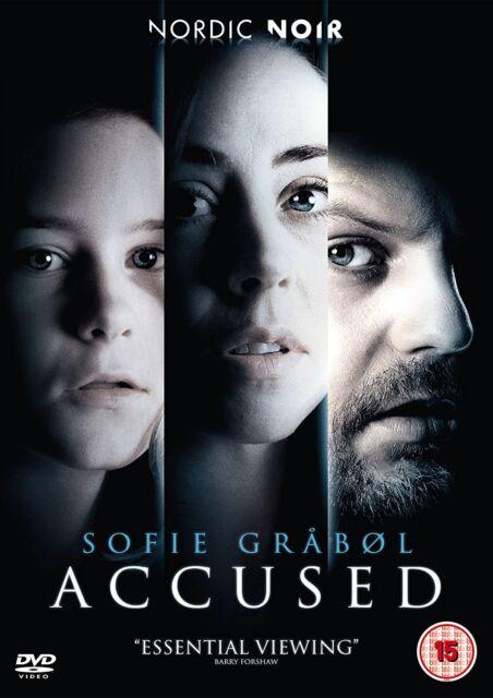ACCUSED (Sofie Grabol)  - DVD - REGION 2 UK