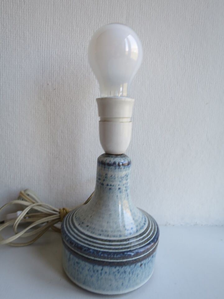 Anden bordlampe, X - - SØHOLM keramik