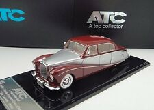 ATC 1/43 Rolls-Royce Hooper Cloud Empress (Red /Silver /Red)